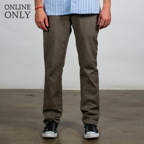MATIX MJ CHINO PANT RUBBLE