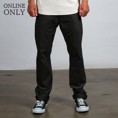 MATIX GRIPPER TWILL PANT BLACK