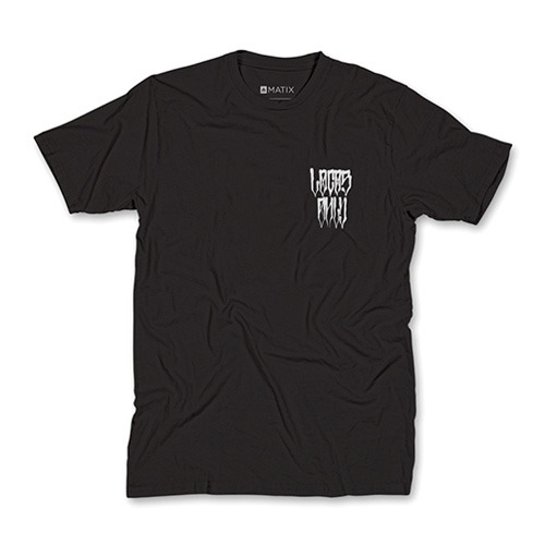 MATIX CSC x SLICK T-SHIRT BLACK