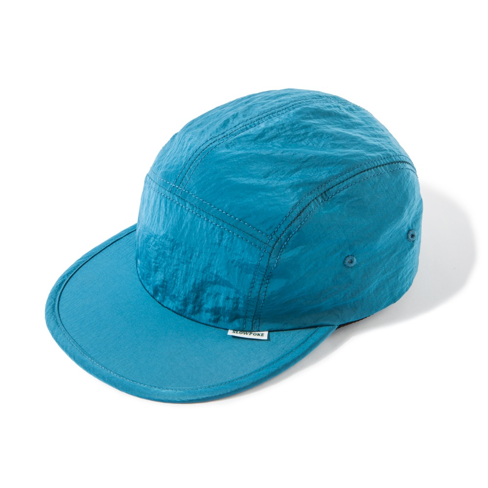 Metal Sport Camp Cap -Blue-