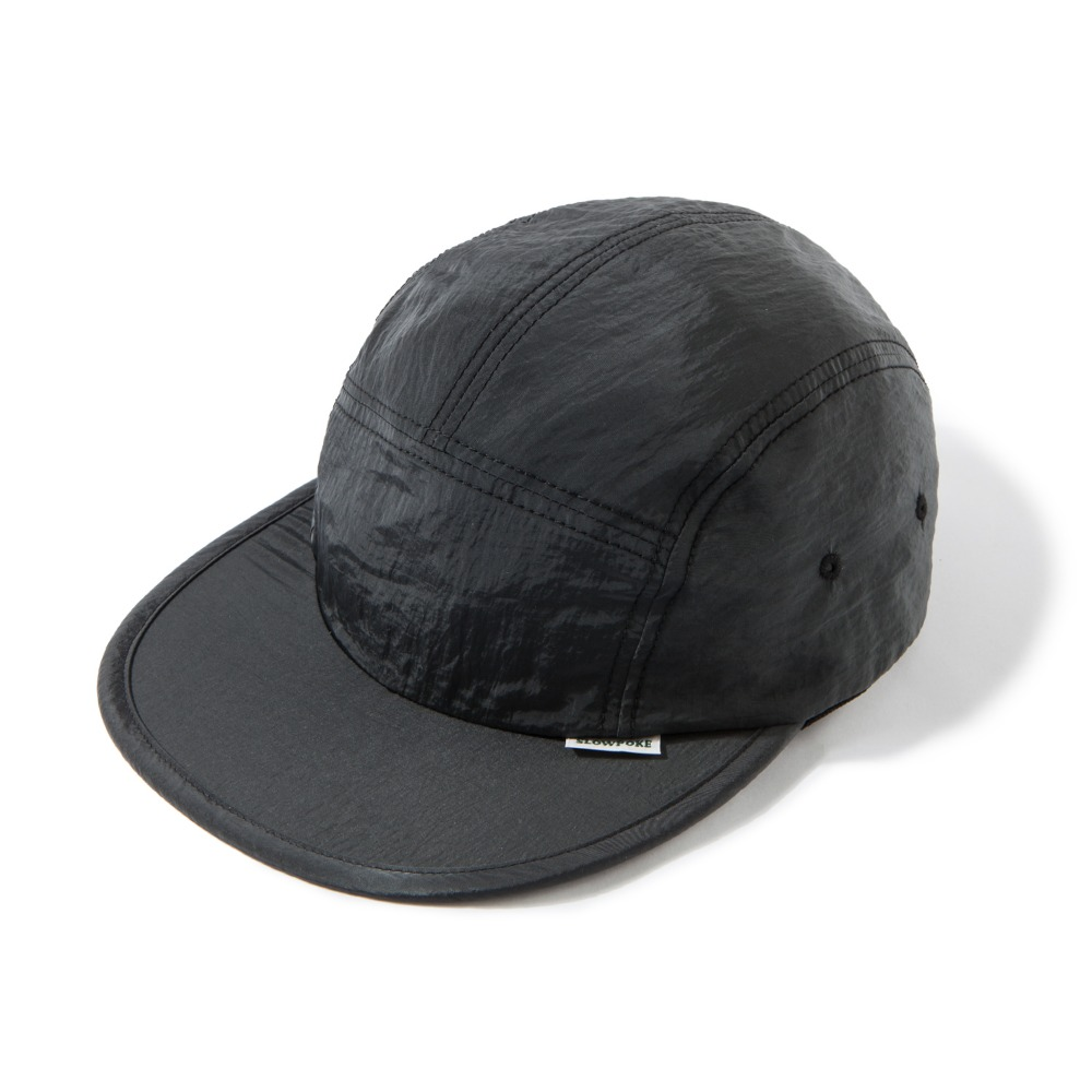 Metal Sport Camp Cap -Charcoal Grey-