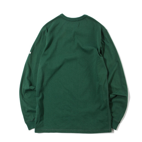 Standard Long Sleeve Type.2 -D.Green-