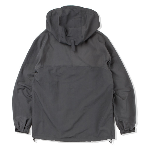 Standard Windbreaker -Charcoal Grey-