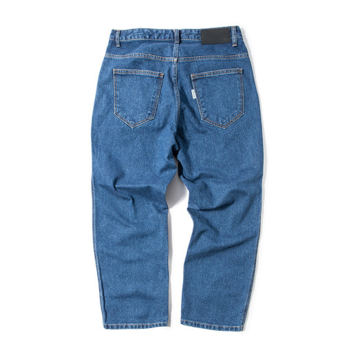 Wide Fit Jeans -Indigo-