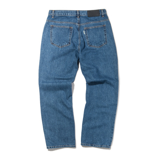 Regular Fit Jeans -Indigo-