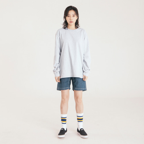 Standard Long Sleeve Type.2 -White-