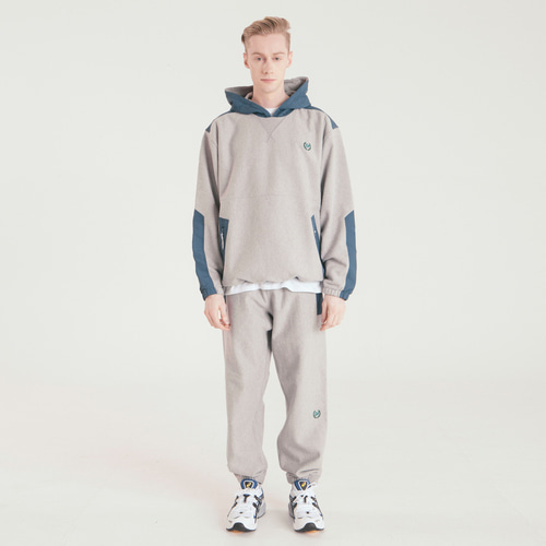 Jogger Sweat Pants Type.2 -Melange-