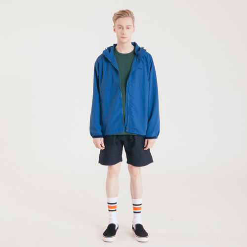 Standard Windbreaker -Dark Blue-