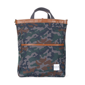 Gray Camoflage Medium Bag