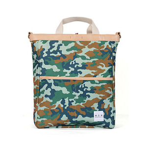 Green Camoflage Medium Bag