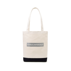 Logo eco bag scotch