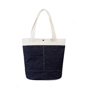 Selvedge delivery bag