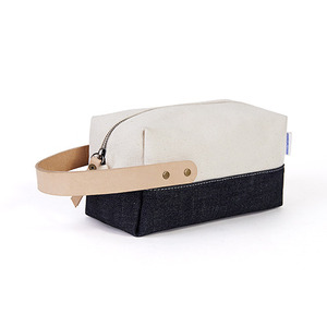 Selvedge doff bag