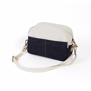 Selvedge rugby bag