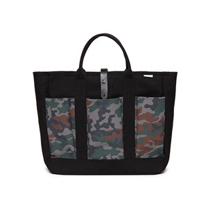 utility tote bag black