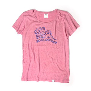 CAYL girl_bouldering / heather pink
