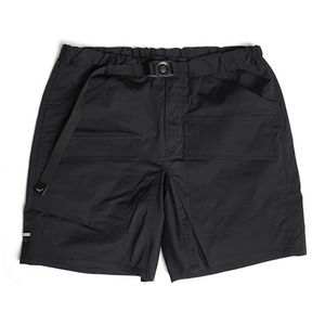 CAYL TREK SHORTS_BLACK