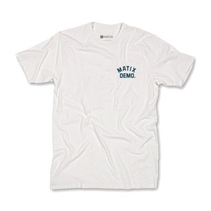 MATIX DEMO T-SHIRT WHITE