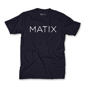 MATIX MONOSET FADED T-SHIRT INDIGO