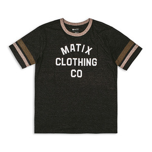 MATIX MCC CHECK T-SHIRT ARMY
