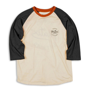 MATIX MILL RAGLAN T-SHIRT NATURAL
