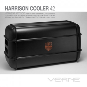Harisson Cooler Black