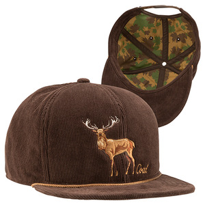 16FW The Wilderness Brown (Stag)