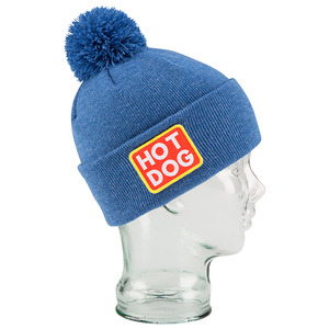 16FW The Vice Heather Royal Blue (Hot Dog)