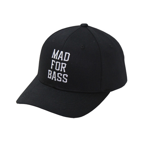 [MAD FOR BASS]SIGNATURE B.B.CAP(BLACK)