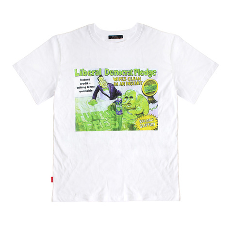 Weird printed_short sleeved tshirts
