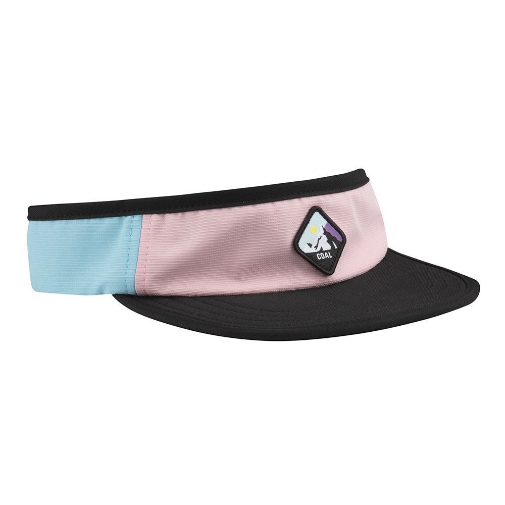 19SS The Peak Visor Pink