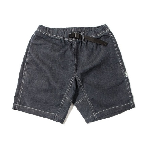 Nap Denim Climbing Shorts -Onewash-