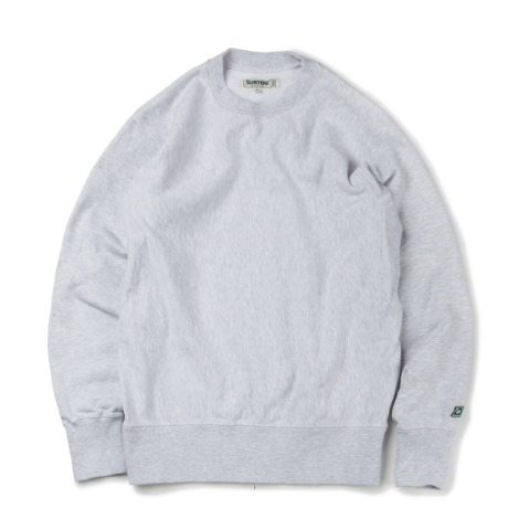 Loose Fit Sweat Shirt Light ver. -W.Melange-