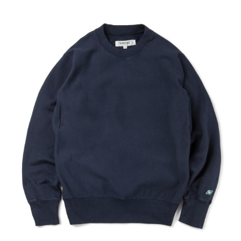 Loose Fit Sweat Shirt Light ver. -Navy-