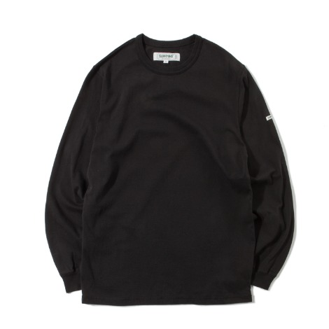 Standard Long Sleeve Type.2 -Black-