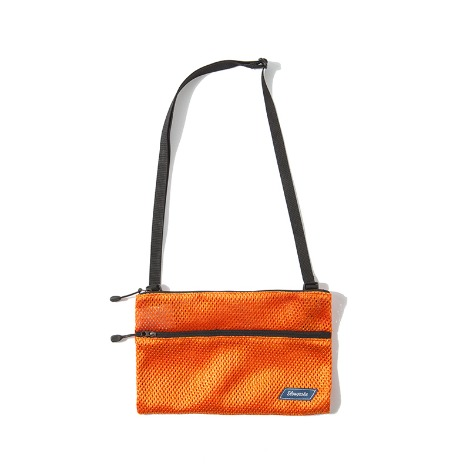 Mesh Sacoche -Orange-