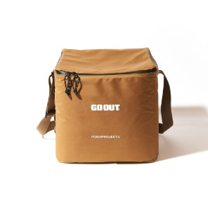 [GO OUT x POSHPROJECTS] Vinyl Soft Cooler