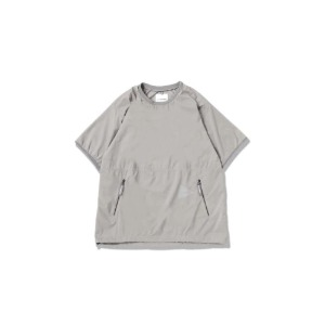 앤드원더 PERTEX wind T (GRAY)